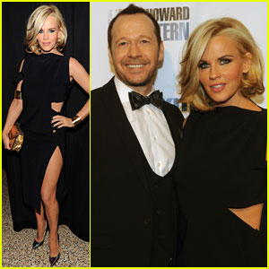 Jenny McCarthy & Donnie Wahlberg: Howard Stern Birthday Bash Couple!