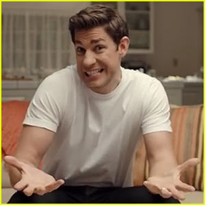 John Krasinski Announces Esurance Contest During Super Bowl Commercial 2014 (Video)