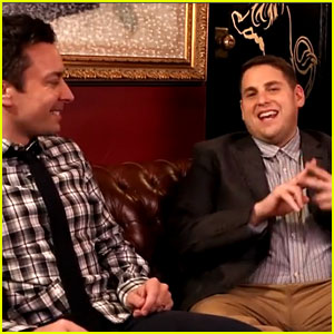 Jonah Hill: 'Hashtag' Chat with Jimmy Fallon - Watch the Hilarious Video Now!