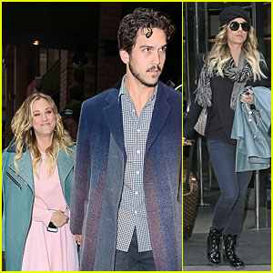 Kaley Cuoco & Ryan Sweeting: We Couldn't Be Happier!