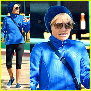 Kristin Chenoweth Rehearses for This Week's New York Shows!