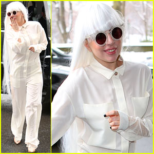 Lady Gaga 'So Excited' to Perform on 'Tonight Show' This Evening!