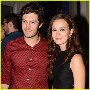 Leighton Meester & Adam Brody Married in Secret Ceremony?