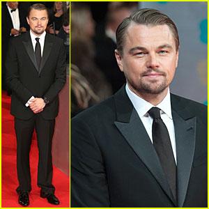 Leonardo DiCaprio - BAFTAs 2014 Red Carpet