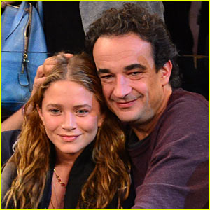 Mary-Kate Olsen Engaged to Olivier Sarkozy?