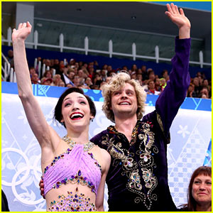 USA's Meryl Davis & Charlie White Win Gold Medal for Ice Dancing at Sochi Olympics!