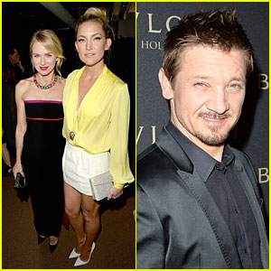 Naomi Watts & Kate Hudson: 'Le Divorce' Reunion at Decades of Glamour Event!