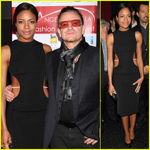 Naomie Harris: Los Angeles Italia Fest 2014 Opening Night Gala!