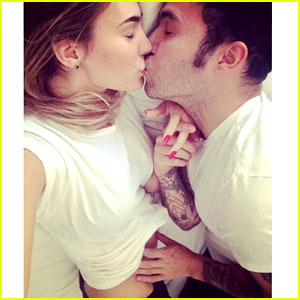 Pete Wentz Expecting Baby with Girlfriend Meagan Camper!
