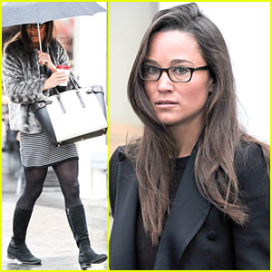 Pippa Middleton Describes Herself as a 'Military-Fitness Obsessive'!