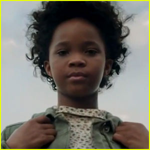 Quvenzhane Wallis' Maserati Super Bowl Commercial 2014 (Video)