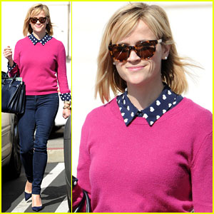Reese Witherspoon: I Take Hip-Hop Dance Classes!