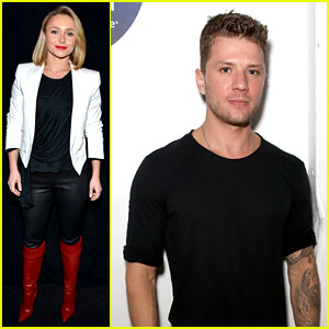 Ryan Phillippe & Hayden Panettiere: Bring the Music Revolution!