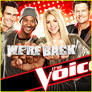 'The Voice' Coaches Sing Medley of Each Other's Hit Songs - WATCH NOW!
