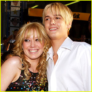 Aaron Carter Desperately Wants to Win Back Hilary Duff