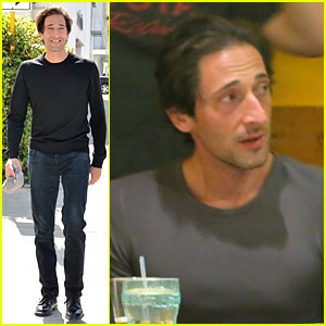 Adrien Brody Will Get His Adrenaline Racing in Toyota Grand Prix of Long Beach!