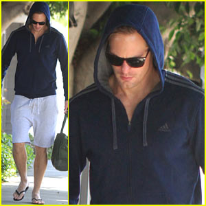 Top Trumps Rules >> Alexander Skarsgard Keeps His 'Tarzan' Body in Shape with a Trip to the Gym! | Alexander ...