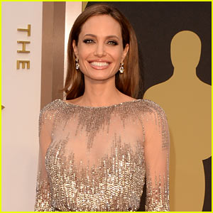 Angelina Jolie Reveals She Will Have Another Pre