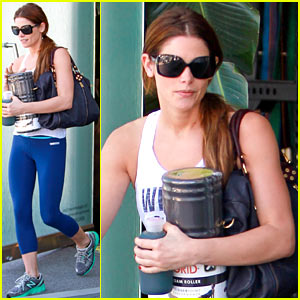 Ashley Greene: Strong is the New Skinny!