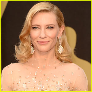 Cate Blanchett WINS Best Actress at Oscars 2014!