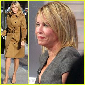 Chelsea Handler Defends Herself Against Racism Accusations: 'I Date a Lot of Black People'