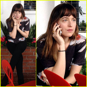 Dakota Johnson: Anastasia Steele's Headspace was Boring