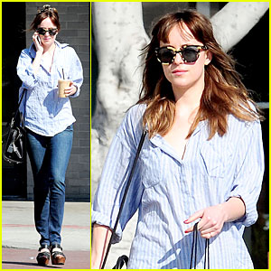 Dakota Johnson Didn't Let 'Fifty Shades of Grey' Get to Her Head!