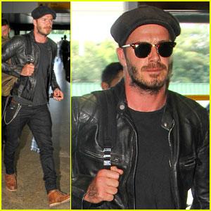 David Beckham Called 'Underwear Model of the Century'!
