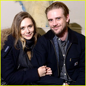 Elizabeth Olsen: Engaged to Boyd