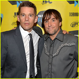 Ethan Hawke & Richard Linklater Premiere Their New Movie
