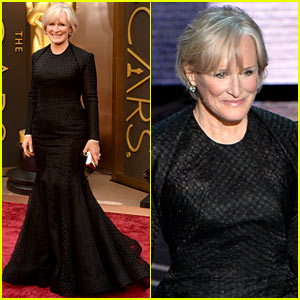 Glenn Close Presents the In Memoriam Video at Oscars 2014