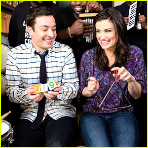 Idina Menzel Sings 'Let it Go' with Jimmy Fallon - WATCH NOW!