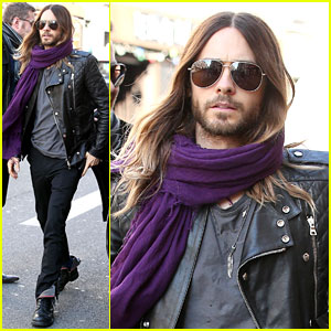 Jared Leto is Definitely Not Dating Lup