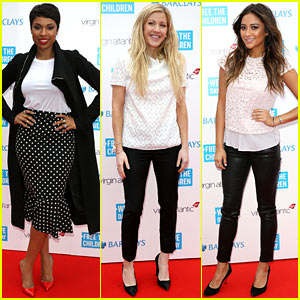 Jennifer Hudson & Ellie Goulding Perform at We Day UK!