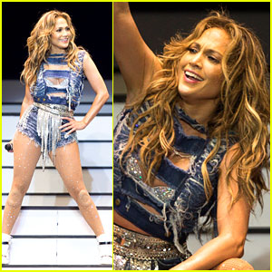 Jennifer Lopez Performs Epic Concert in Dubai - See the Pics!