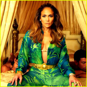Jennifer Lopez: 'I Luh Ya Papi' Video is Basically the Best Throwback Thursday Ev