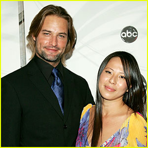 Josh Holloway & Wife Yessica Kumala Welcome Baby Boy Hunter!