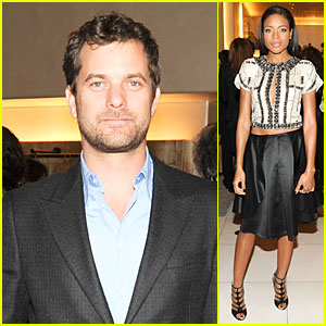 Joshua Jackson & Naomie Harris Help Honor Martin Scorsese at Giorgio Armani Celebration!