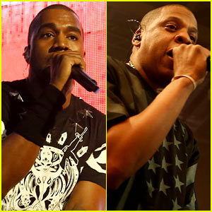 Kanye West & Jay Z Perform 'Otis,' 'Gotta Have It' & More at SXSW - Watch Now!