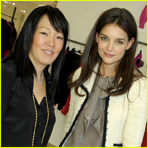 Katie Holmes Issues Statement after Closing 'Holmes & Yang' Fashion Line
