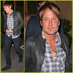 Keith Urban Says Nicole Kidman & Their Girls Love 'Let It Go'!