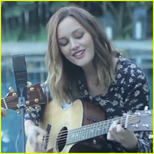 Leighton Meester Shows Off Musical Talents with Fleetwood Mac Cover Video!