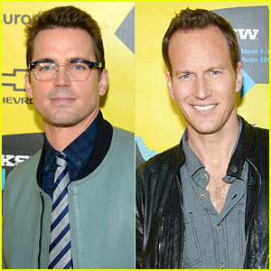 Matt Bomer Wears Sexy Specs to His SXSW Festival Premiere