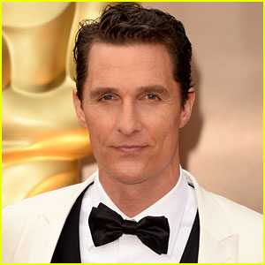 Matthew McConaughey WINS Best Actor at Oscars 2014!