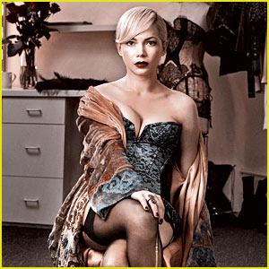 Michelle Williams Transforms Into Sally Bowles for Stunning 'Vogue' Feature!