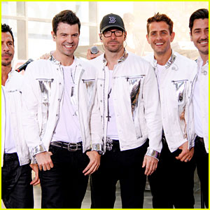 New Kids on the Block Set 30th Anniversary Shows in Vegas!