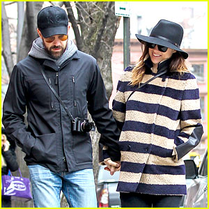 Olivia Wilde Celebrates 30th Birthday with Fiance Jason