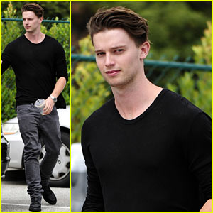 Patrick Schwarzenegger is a Big Fan of 'The Wolf of Wall Street'!