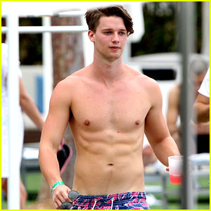 Patrick Schwarzenegger's Six Pack Abs Will Make You Rethink Eating That Junk Food!