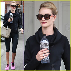 Rosie Huntington-Whiteley Attending the Vogue Festival & You Can Buy Tickets to See Her Live!